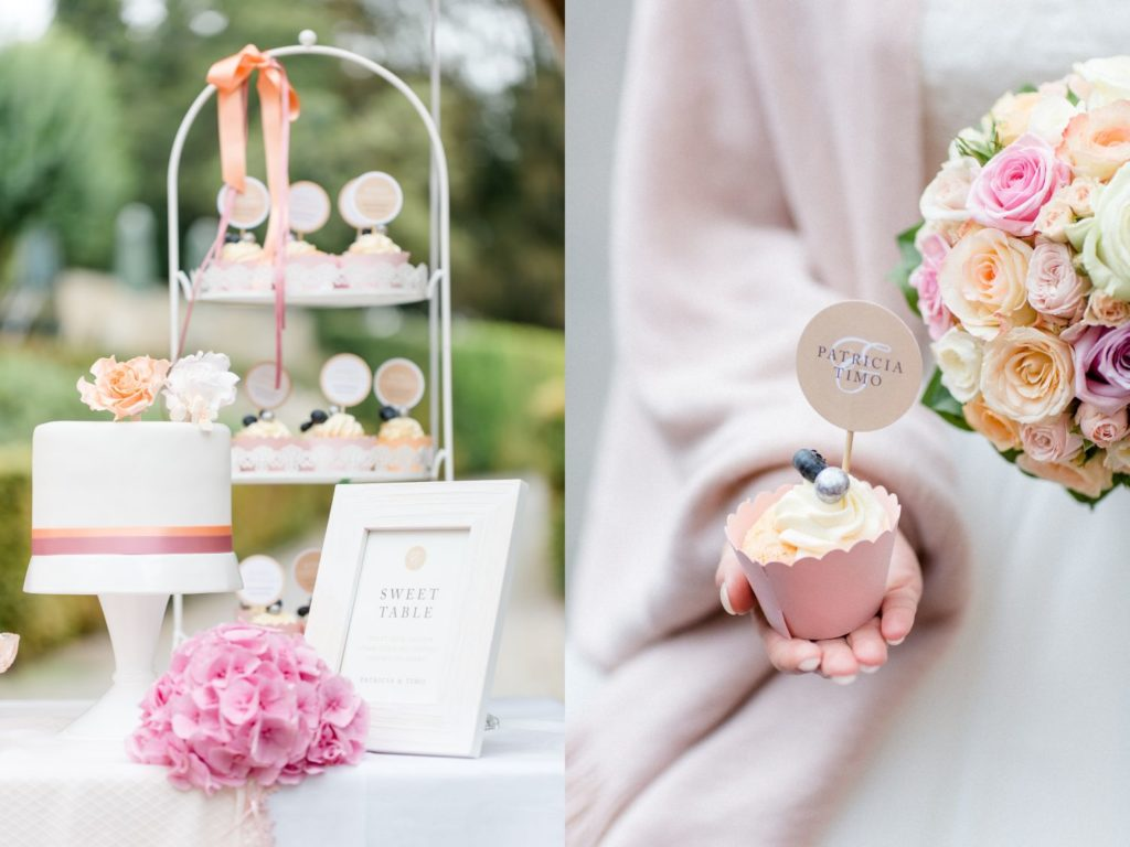 sweet candy table suess und salzig